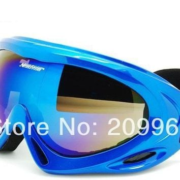 niceface ski goggles sports goggles double anti-fog mirror for Adults Riding climbing cross-country free shipping