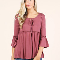 Altar'd State Long Shadows Top