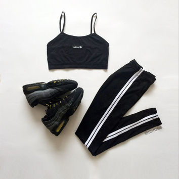 Adidas reworked two piece two, trainers not included !