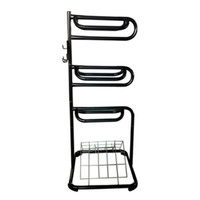 Dumor Heavy Duty Three Tier Saddle Rack - For Life Out Here