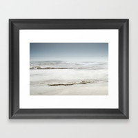 """""""Sea of tranquility"""" Framed Art Print by Guido Montañés"""
