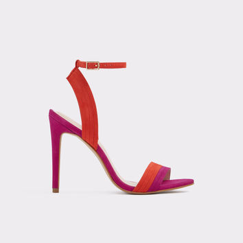 Kaenavia Fuschia Misc. Women's Open-toe heels | Aldoshoes.com US