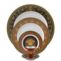 Versace Ikarus Medusa Dinnerware Collection