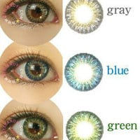 Circle Lenses - Circle Contact Lenses, Circle Lens, Circle Contacts | EyeCandy's