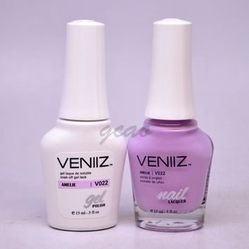 Veniiz Match UV Gel Polish V022 Amelie Cream