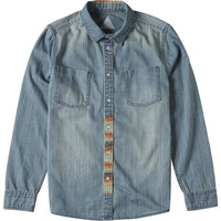 Altamont Zefer Denim Shirt - Long-Sleeve - Men's Denim,