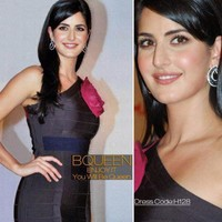 Katrina Kaif in H128 Dress - Celebrity Dresses - Apparel