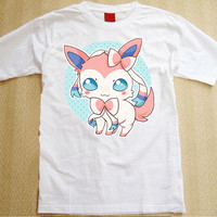 Sylveon t-shirt - Pokemon !