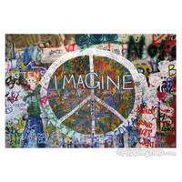 Peace Wall Poster on Sale for $6.99 at HippieShop.com