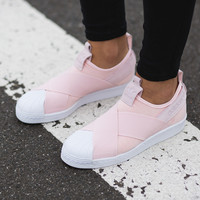 Adidas Superstar Slip On '' Halo Pink ''