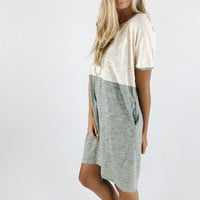 Halfway There T-Shirt Dress