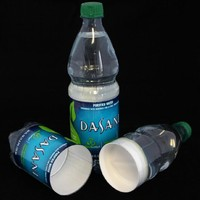 Dasani Water Bottle Safe Can Secret Container Hidden Diversion Stash