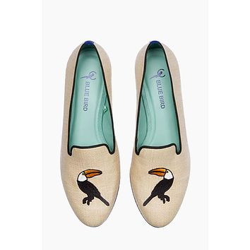 Toucan Loafer - Creme