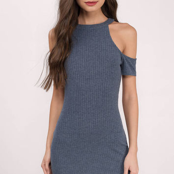 Mesa Ribbed Bodycon Dress