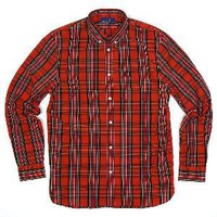 Fred Perry Long Sleeved Tartan Shirt