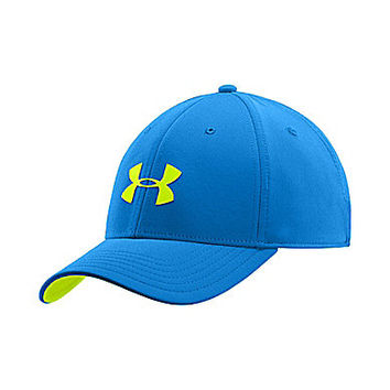 Under Armour Headline Cap - Blue Jet/Hi Vis Yellow