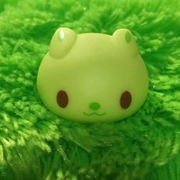 GREEN MOCHI BUNNY AIR SQUISHY! from Squishy Noodle