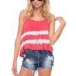 Northern Lights Top - Coral