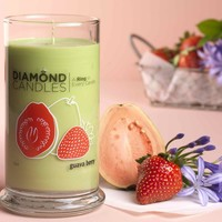 Guava Berry Ring Candle