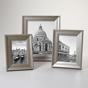 Silver Sorrento Frames - World Market