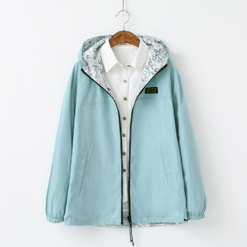 Jacket Korean Windbreaker [9584889546]