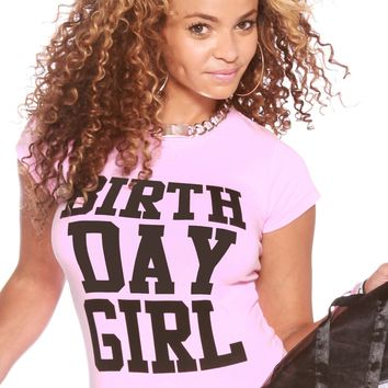Birthday Girl Tshirt