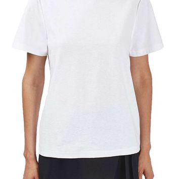 Topshop Boutique Reverse Seam Tee | Nordstrom