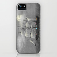Ghost Ship  iPhone & iPod Case by Terry Fan