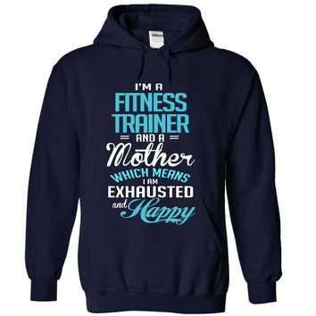 I am a FITNESS TRAINER an