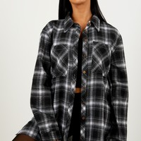 Black Boyfriend Flannel