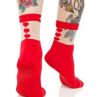 100 Perfect Ankle Socks