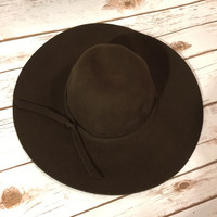 Good Feeling Hat- Brown