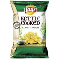 Lays Kettle Harvest Ranch Xl 8.5oz - Walmart.com