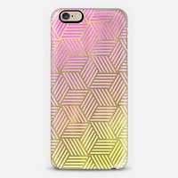 Abstract Crazy Cubes 02 iPhone 6 case by Tracey Coon | Casetify