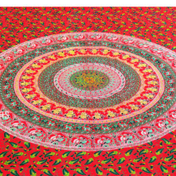 Elephant Mandala Tapestry Hippy Tapestries Wall Tapestry Wall Hanging Indian Tapestry Bohemian Bedding bed Sheet Picnic Beach Sheet Coverlet