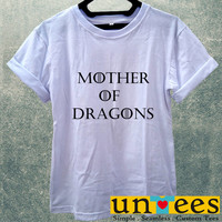 Mother of Dragons Game of Thrones Women T Shirt