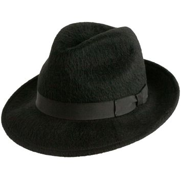 Werle Long Pile Felt Fedora by Bailey