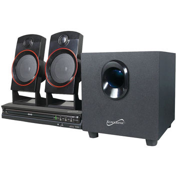 Supersonic 2.1-channel Dvd Home Theater System