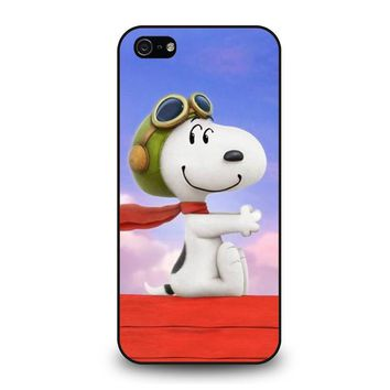 SNOOPY DOG iPhone 5 / 5S / SE Case Cover