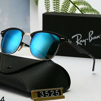 Ray-Ban 2018 Hipster Couple Color Film High Quality Sunglasses F-A-SDYJ NO.4