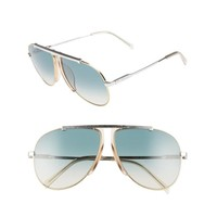 CÉLINE 62mm Aviator Sunglasses