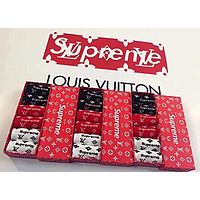 Supreme x Louis Vuitton Socks - Boxed
