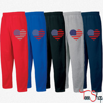 American Heart Sweatpants