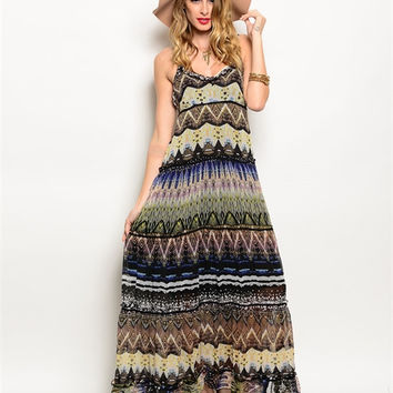 Damla Maxi Dress
