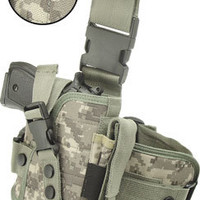 Leapers Special Ops Universal Tactical Leg Holster, Army Digital Camo