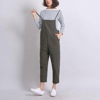 Trouser Autumn Overalls