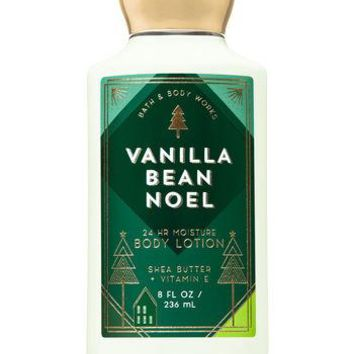 Bath & Body Works VANILLA BEAN NOEL Body Lotion 8 oz