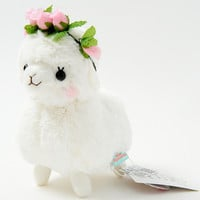 Alpacasso Plushies - Flower Crown Kids (Large)
