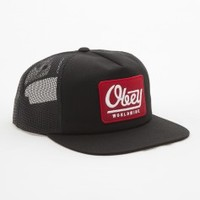 OBEY CLOTHING - HATS - MENS