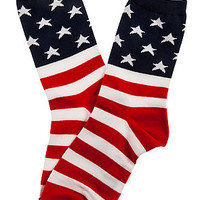 K. Bell The 1776 Flag Socks : Karmaloop.com - Global Concrete Culture